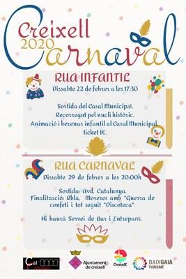 CARNAVAL 2020 DE CREIXELL