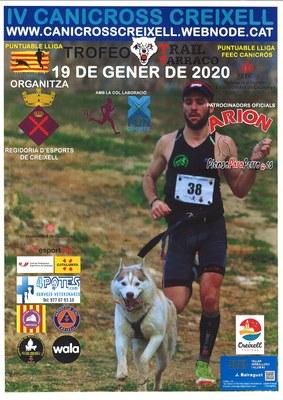 IV CURSA CANICROSS DE CREIXELL 2020
