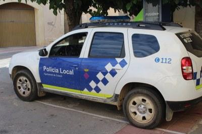 CONCURS OPOSICIÓ D'UNA PLAÇA, DE FORMA INTERINA, DE SERGENT DE LA POLICIA LOCAL DE CREIXELL PEL TORN DE PROMOCIÓ INTERNA.