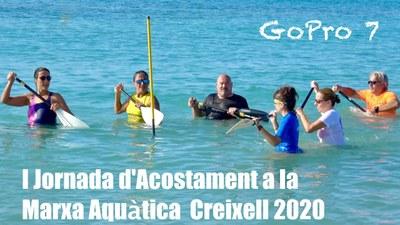 CREIXELL ACOLLIRÀ UNA PROVA DEL  1r CIRCUIT DE CATALUNYA DE MARXA AQUÀTICA.